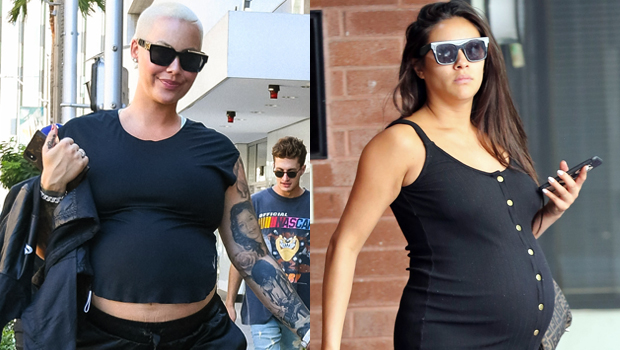 amber rose, shay mitchell