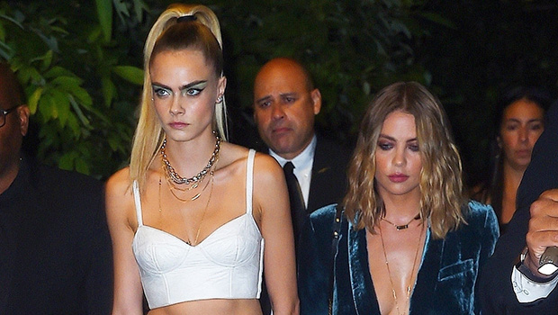 ashley benson cara delevingne