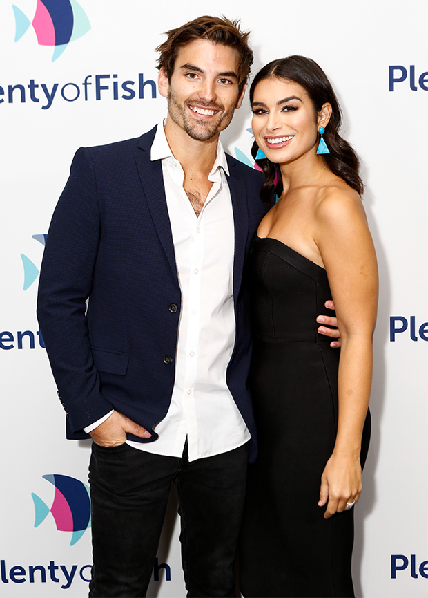 Ashley Iaconetti & Jared Haibon for 'Plenty of Fish'