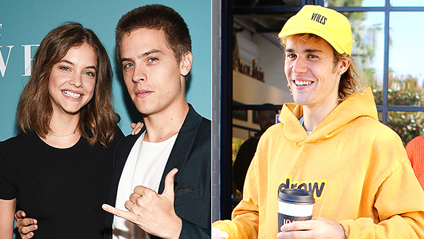Barbara Palvin, Dylan Sprouse and Justin BIeber