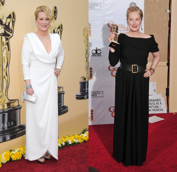 Meryl Streep, Chris March