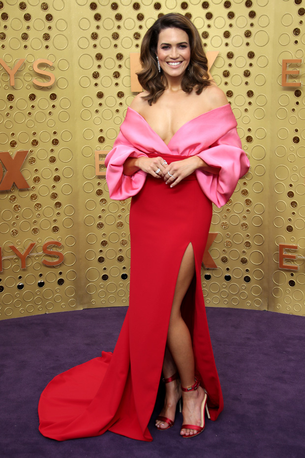 Mandy Moore71st Annual Primetime Emmy Awards, Arrivals, Microsoft Theatre, Los Angeles, USA - 22 Sep 2019