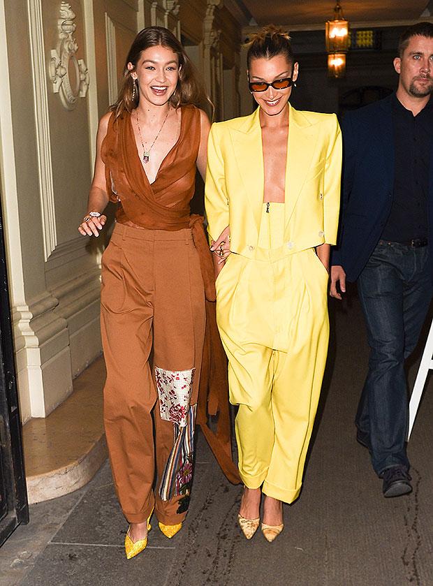Gigi & Bella Hadid