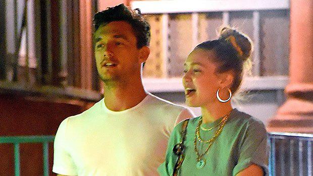 Gigi Hadid & Tyler Cameron in NYC