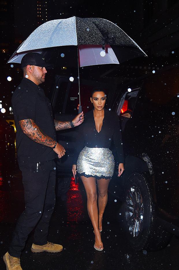 Kim Kardashian at L'Avenue