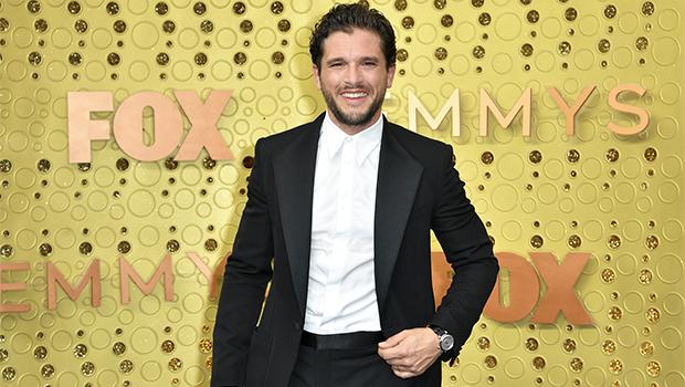 Kit Harington At Emmys 2019