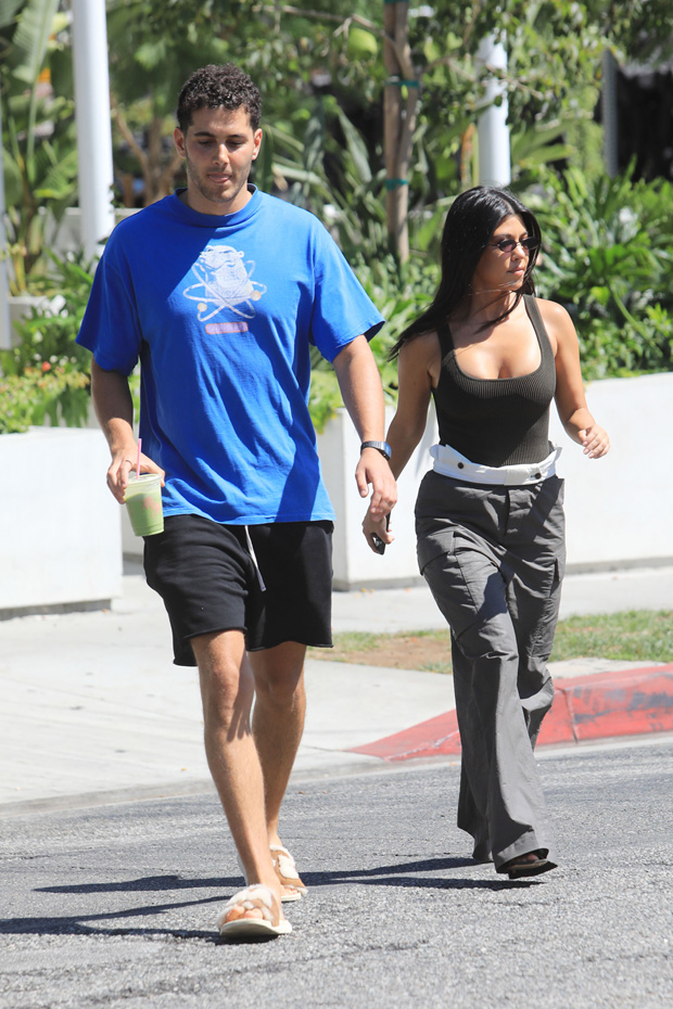 Kourtney Kardashian, Fai Khadra