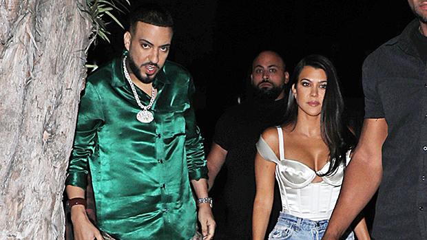French Montana & Kourtney Kardashian