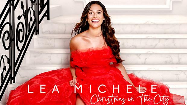 Lea Michele Christmas In The City Album