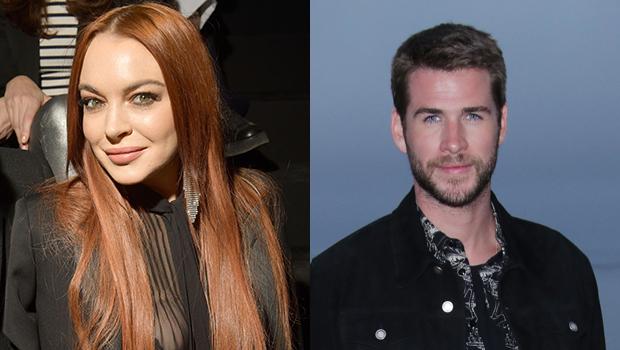 Lindsay Lohan & Liam Hemsworth