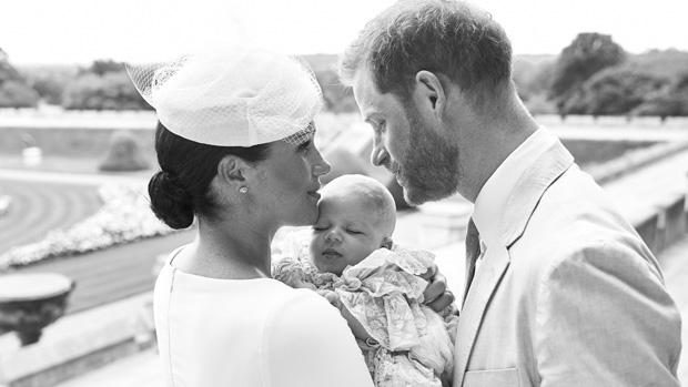 Meghan Markle, Prince Harry, Archie