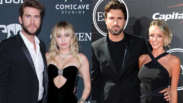 Liam Hemsworth Miley Cyrus Brody Jenner Kaitlynn Carter