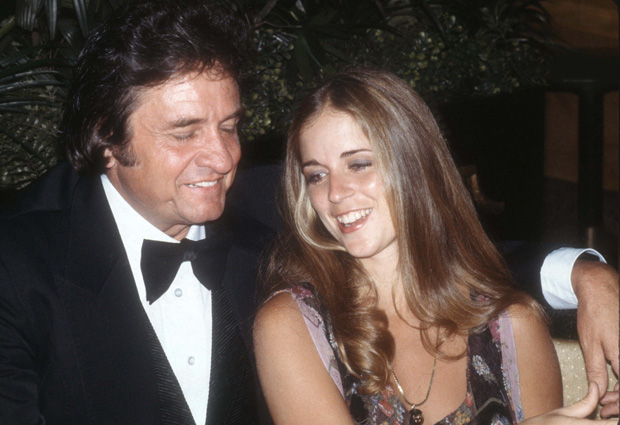Johnny Cash Rosanne Cash