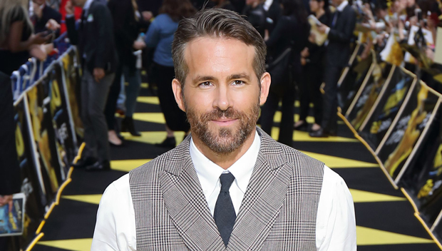 Ryan Reynolds Trainer Shares Shirtless Pics Of Him From Deadpool 2 Hollywood Life