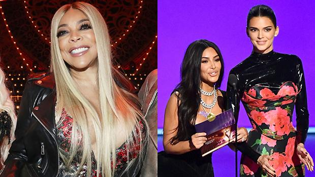 Wendy Williams, Kim Kardashian & Kendall Jenner