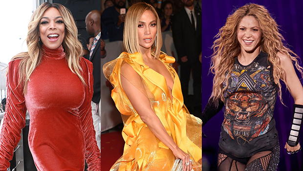 Wendy Williams, Jennifer Lopez & Shakira