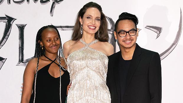 Zahara Jolie-Pitt, Angelina Jolie, Maddox Jolie-Pitt