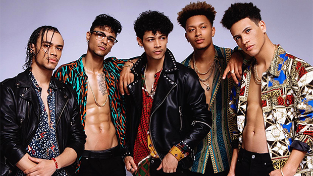 B5 learned from Diddy