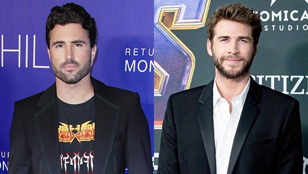 Brody Jenner Liam Hemsworth Brothers Miley Cyrus Kaitlynn Carter