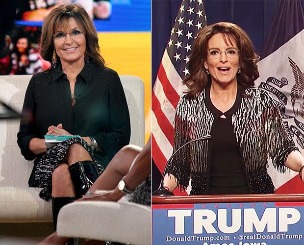 Tina Fey Sarah Palin