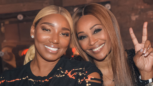 Cynthia Bailey & NeNe Leakes at an event together