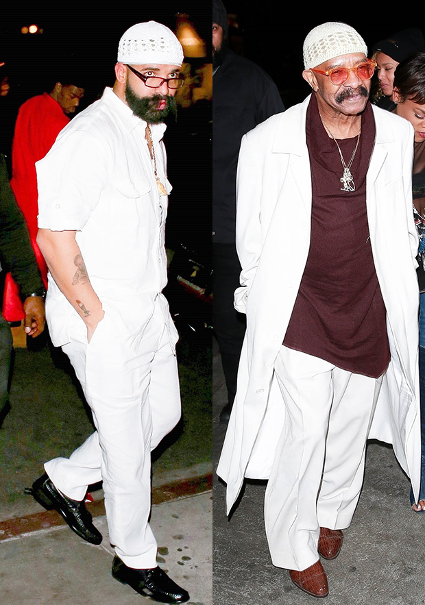 Drake's Halloween Costume 2019