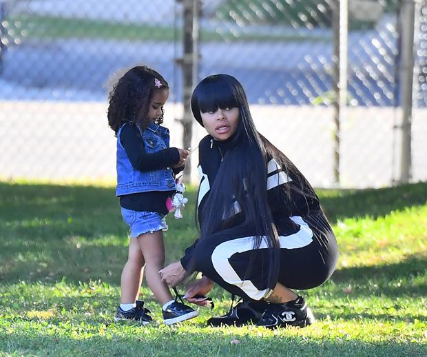 Dream Kardashian, Blac Chyna