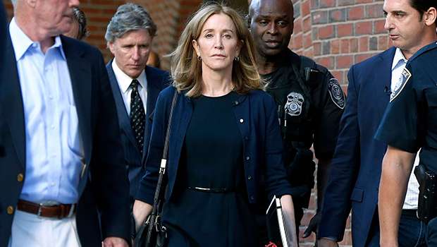 Felicity Huffman Jail Prison Sentence Reaction College Admission Scandal