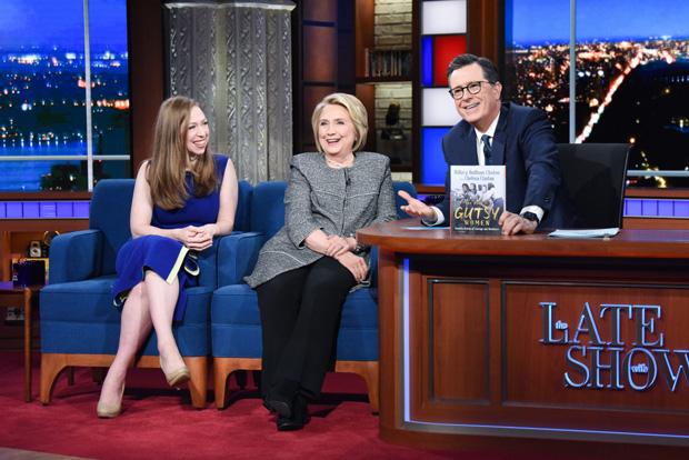 Hillary Clinton, Chelsea Clinton, Donald Trump