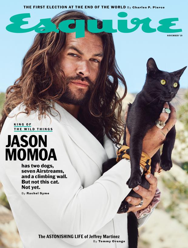Jason Momoa Lisa Bonet
