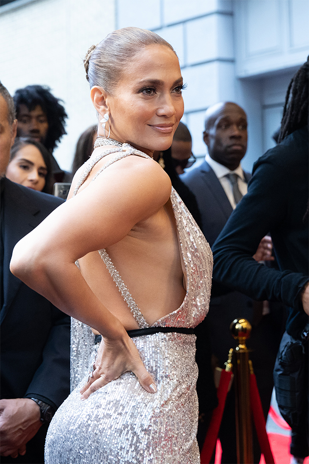 Jennifer Lopez S Silver Gown Wears Stunning Dress While Filming Marry Me Hollywood Life The power to be extremely beautiful and use it to affect others. hollywood life