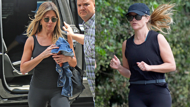 jennifer aniston reese witherspoon health routines