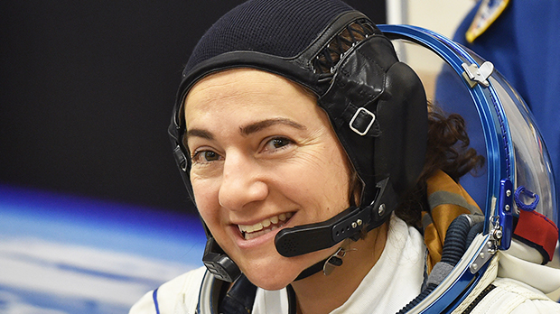 jessica meir astronaut five things