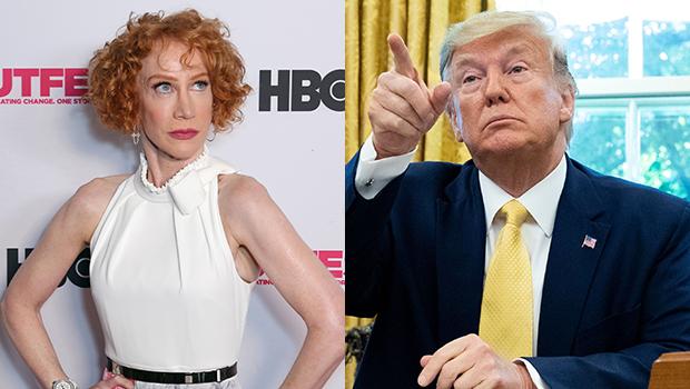 Kathy Griffin Donald Trump
