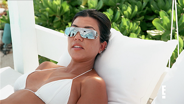 Kourtney Kardashian on KUWTK Season 16