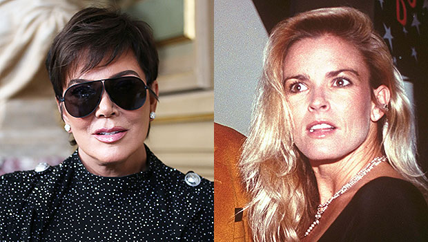 Kris Jenner & Nicole Brown Simpson