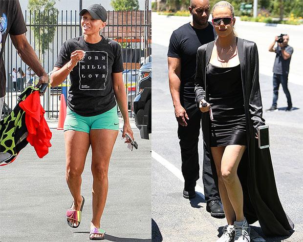 Sabrina Parr & Khloe Kardashian