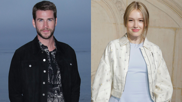 Liam Hemsworth Maddison Brown Date Night PDA NYC Pics