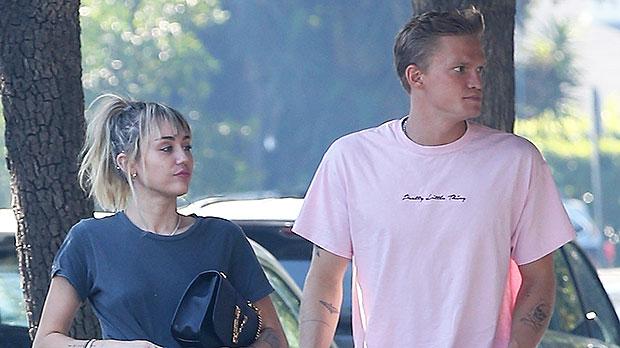 Miley Cyrus & Cody Simpson