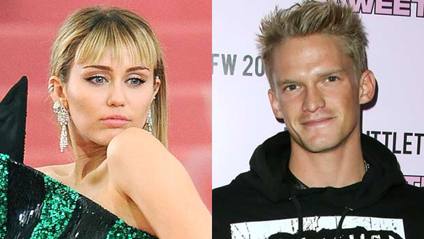 Cody Simpson Goes Shirtless Cuddles Miley Cyrus Post Hospital Photo Hollywood Life