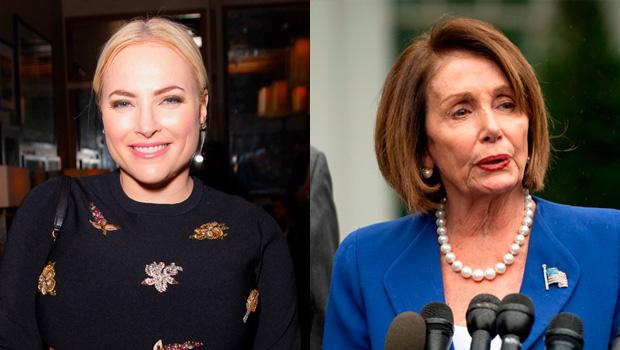 Meghan McCain & Nancy Pelosi