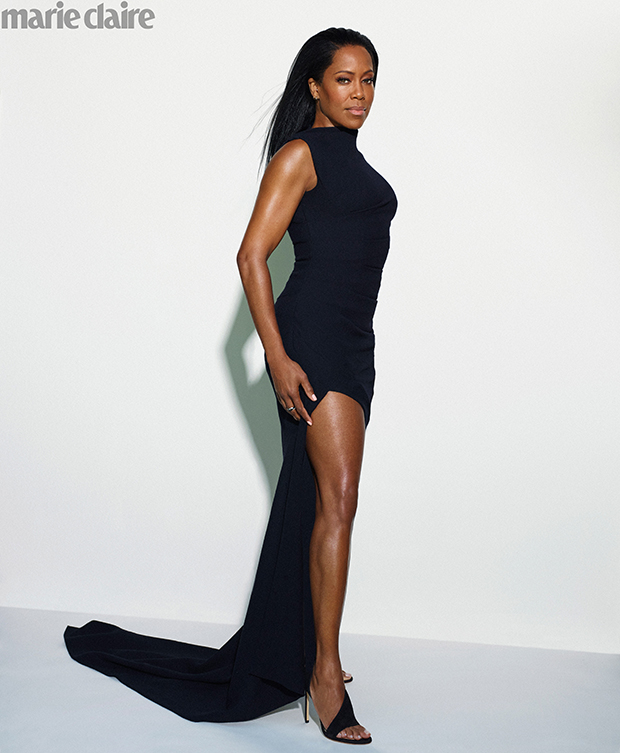 Regina King For 'Marie Claire' November 2019