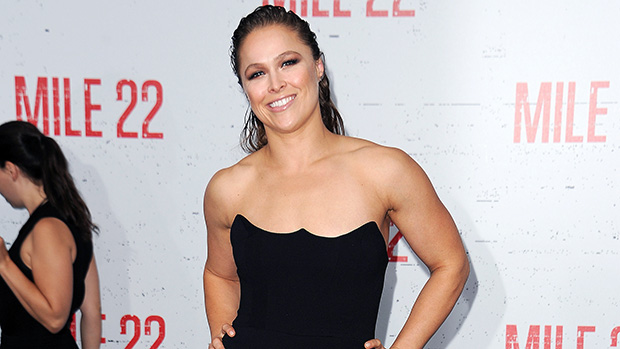 Ronda Rousey Is Pregnant: Pro Wrestler & Actress Expecting First Child With Husband Travis Browne