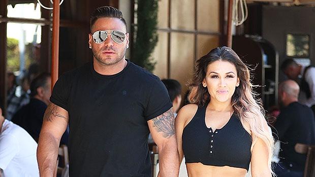 Ronnie Ortiz-Magro, Jen Harley
