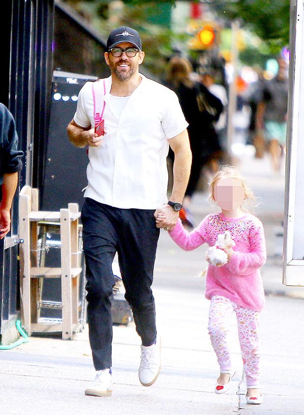 Ryan Reynolds, Inez James