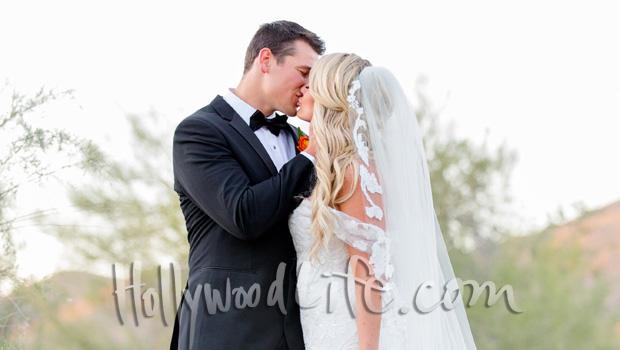 Sarah Rose Summers Wedding