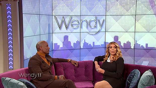 Wendy Williams & Tyrese Gibson