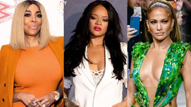 Wendy Williams, Rihanna & Jennifer Lopez