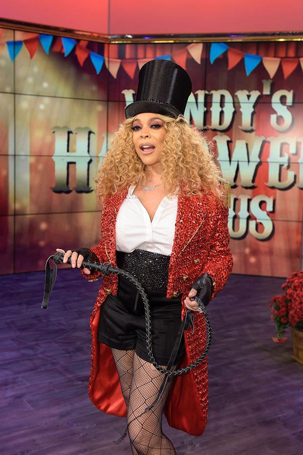 Wendy Williams Halloween Costume 2019