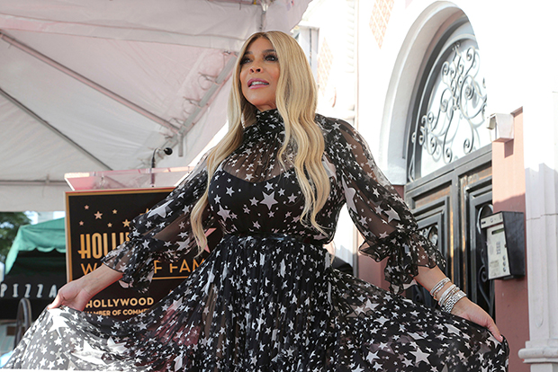 Wendy Williams Star Ceremony on Hollywood Walk of Fame